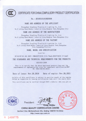 CCC Plug the certificate-6